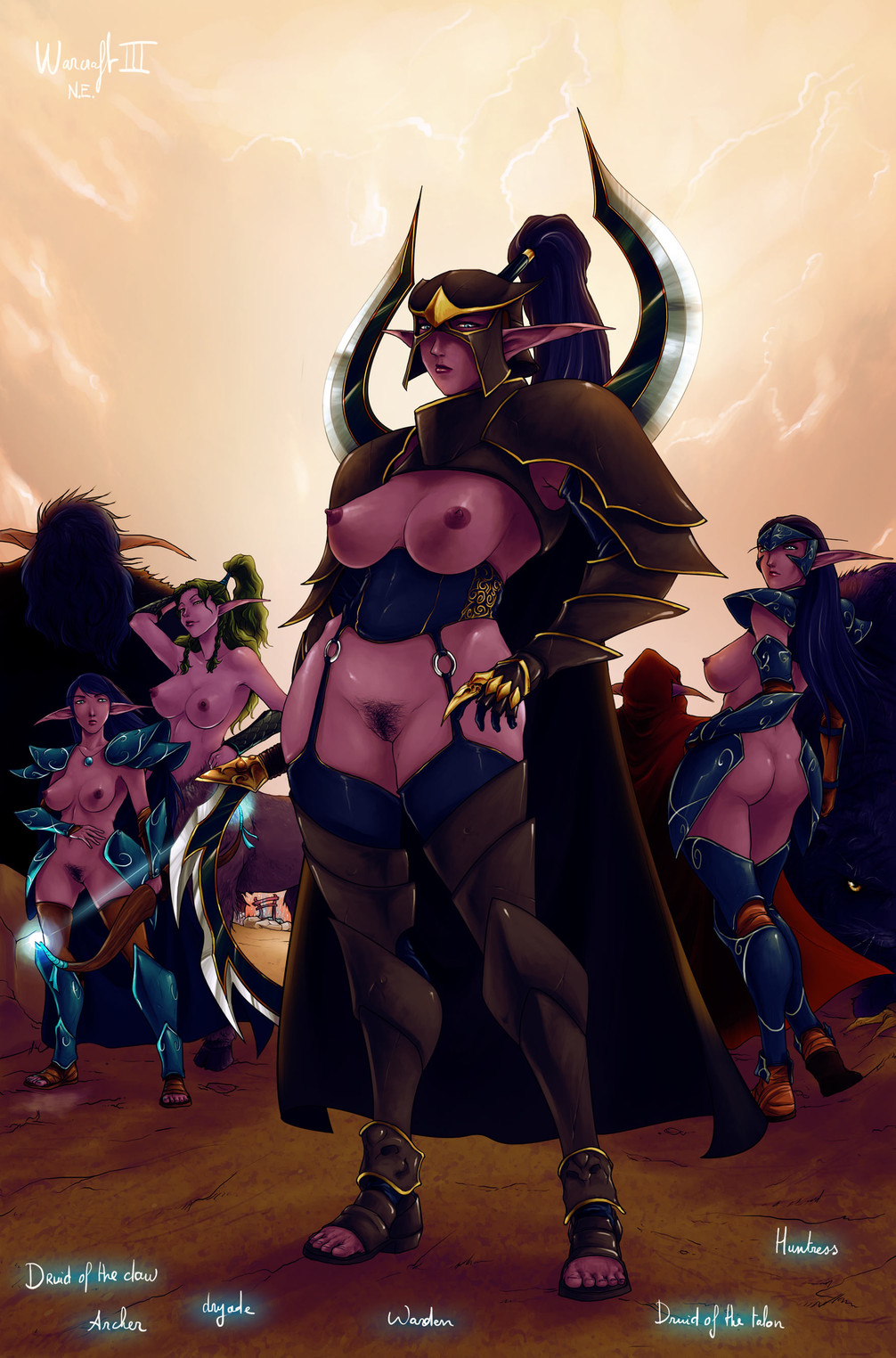 porn warcraft femboy of world How not to summon a demon lord japanese name