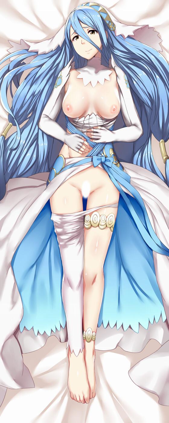 fire fates emblem blue hair Fire emblem kagero