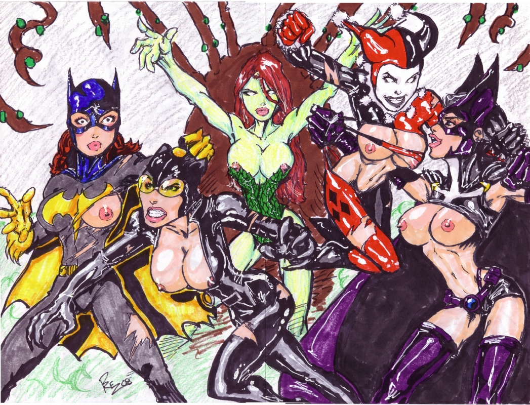 quinn catwoman harley xxx and Trials in tainted space nykke