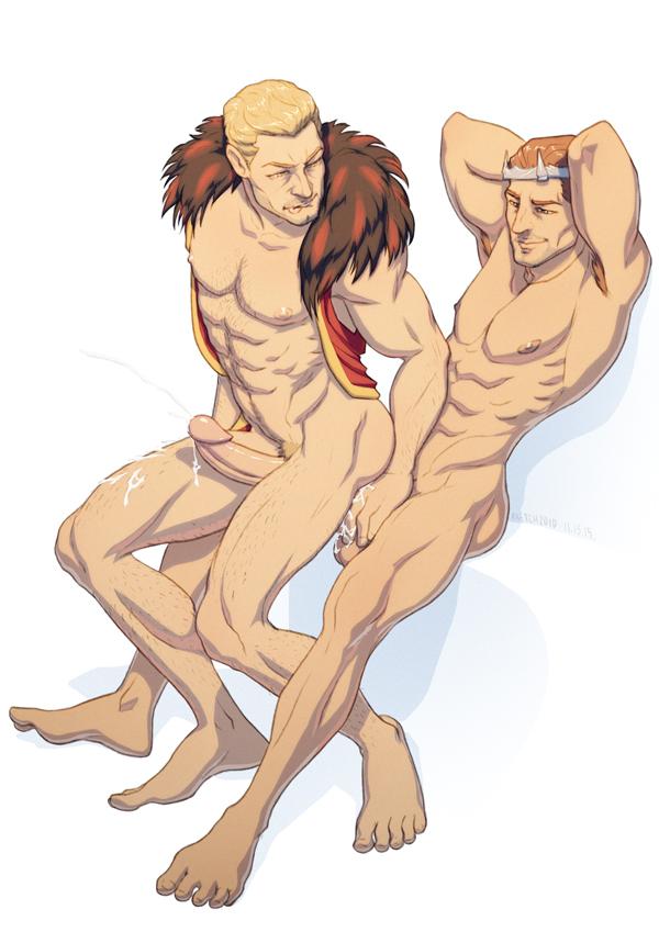 age porn desire demon dragon Lilo and stitch captain gantu