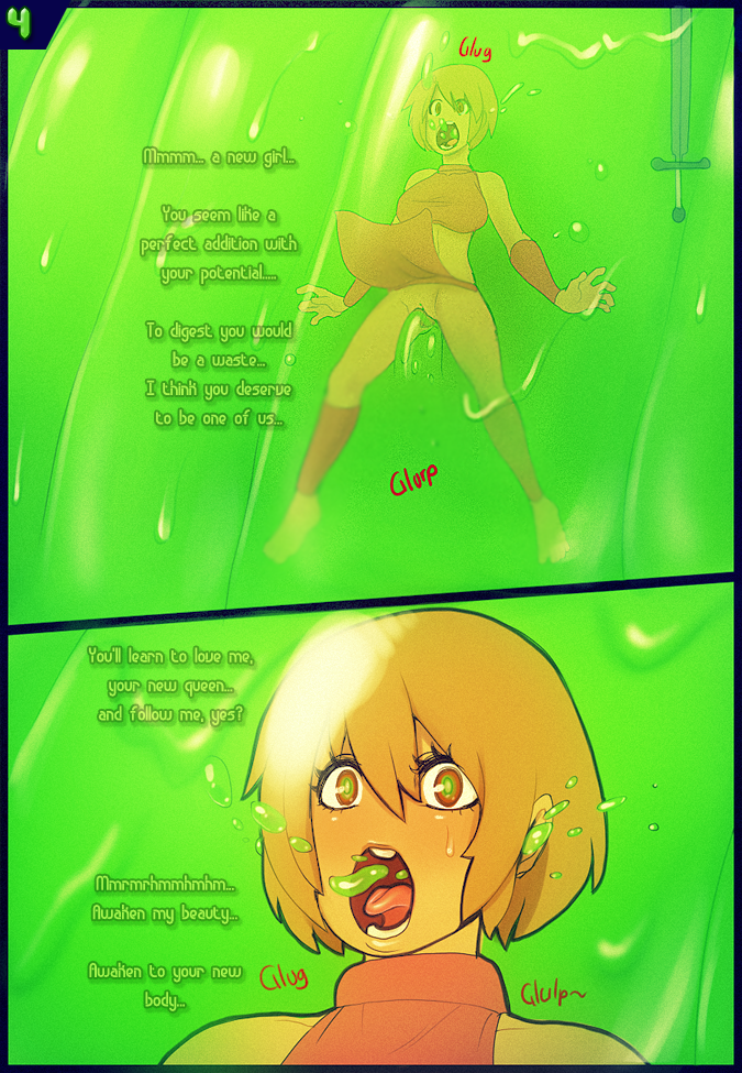 boy transformation girl comics to Courage the cowardly dog crossover