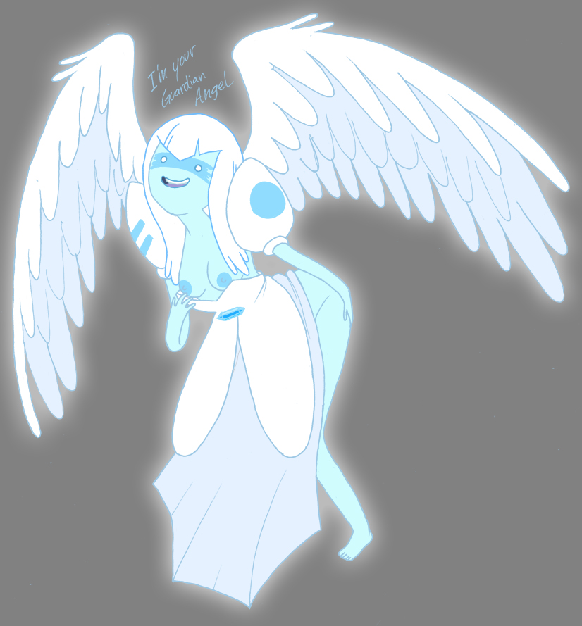 if what adventure time was Mlp vapor trail and sky stinger