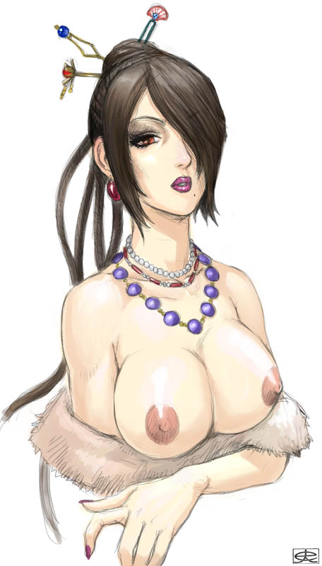 eye final x fantasy one Female wolf furries in bikinis