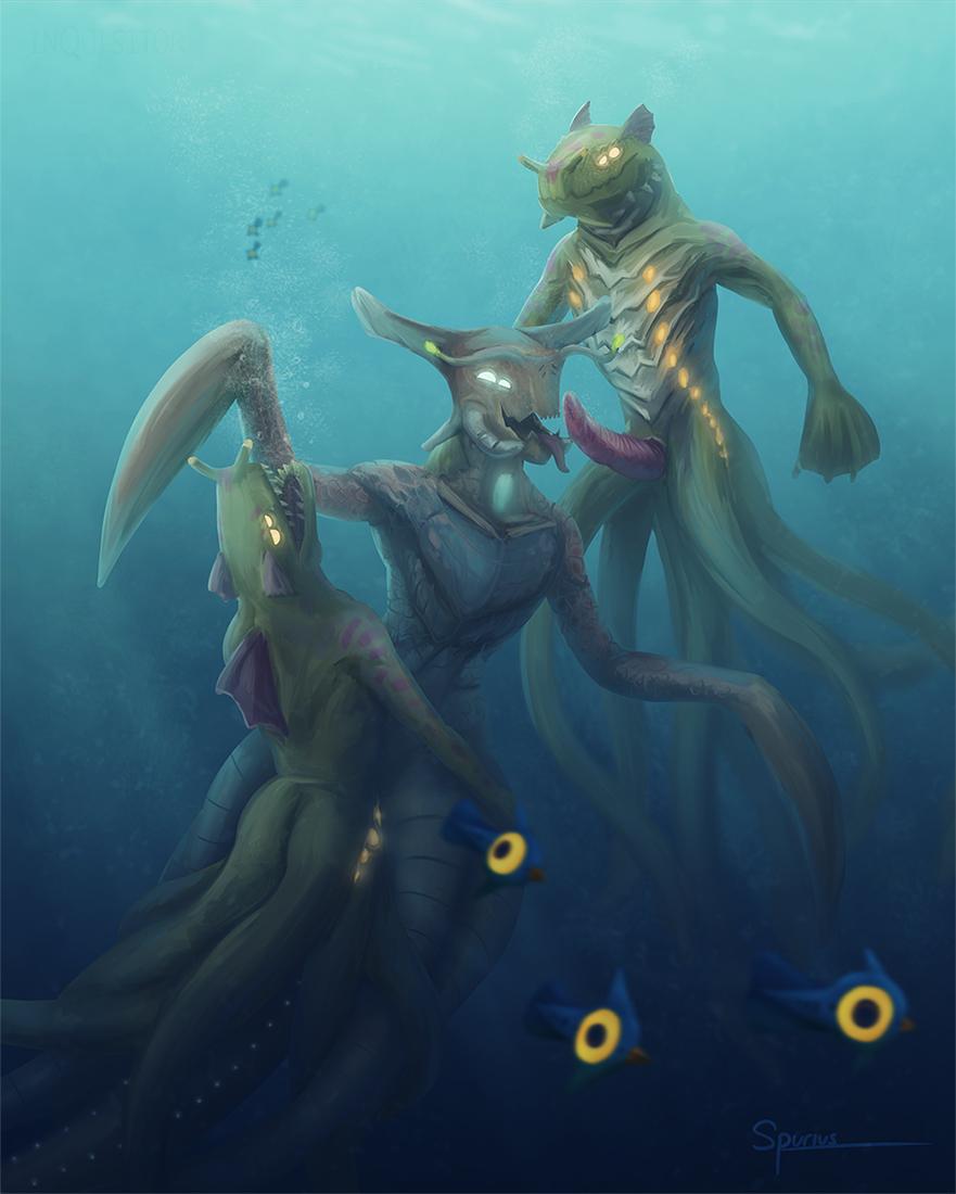 zero monkey subnautica below sea Nuzzles and wuzzles your chest