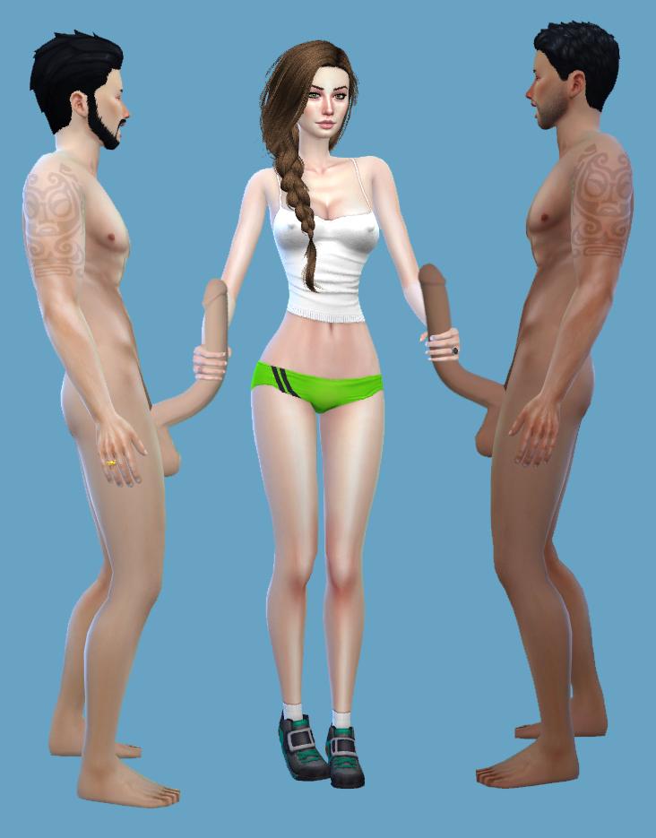 4 the nude clothes sims God of war 3 poseidon princess