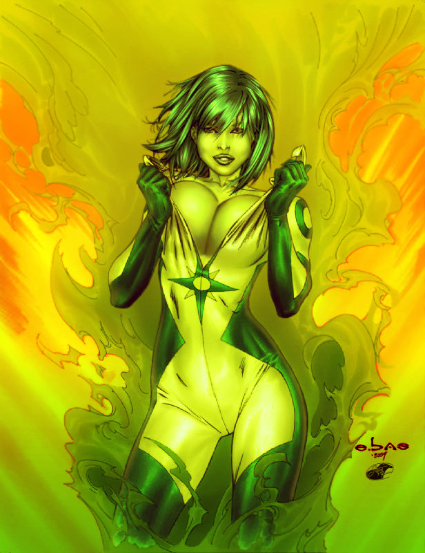 series animated green the torrent lantern Rage of the dragons annie