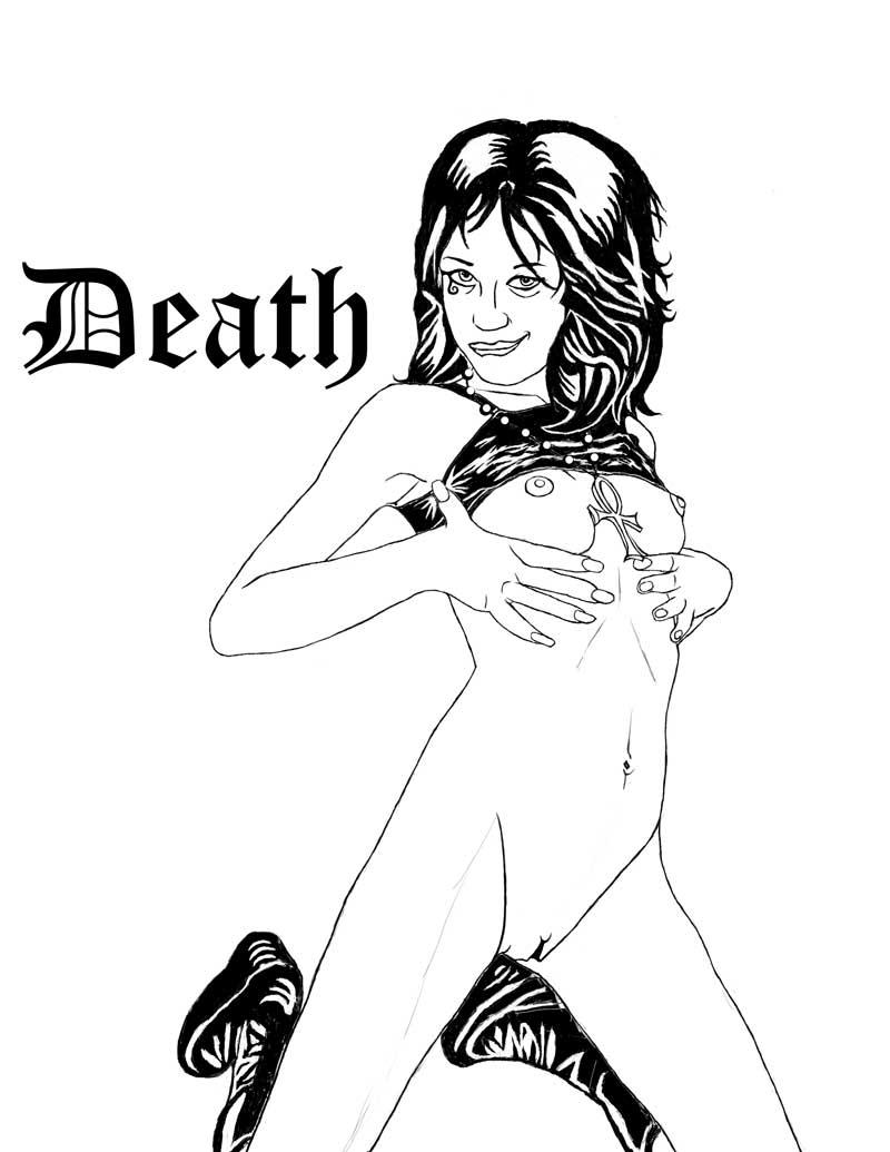 death of dc endless the Kuro_no_kyoushitsu