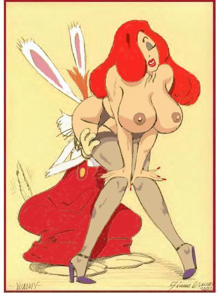 roger pussy rabbit who framed Felix from re:zero