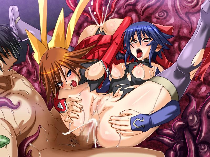 suru ni the jusei furyou hamerarete animation okaa-san kyonyuu Kingdom hearts namine and kairi