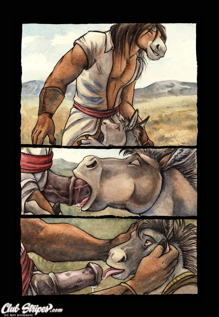sex gay a with horse Ane ane double saimin 2