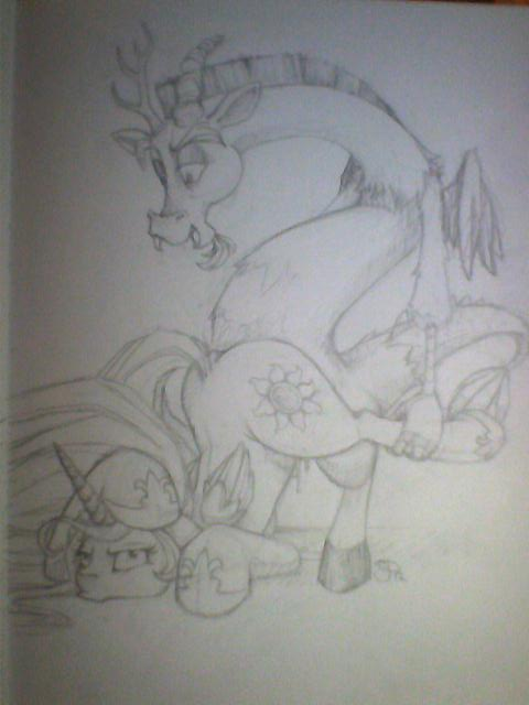 howard my stern little pony My little pony friendship is magic spike and rarity
