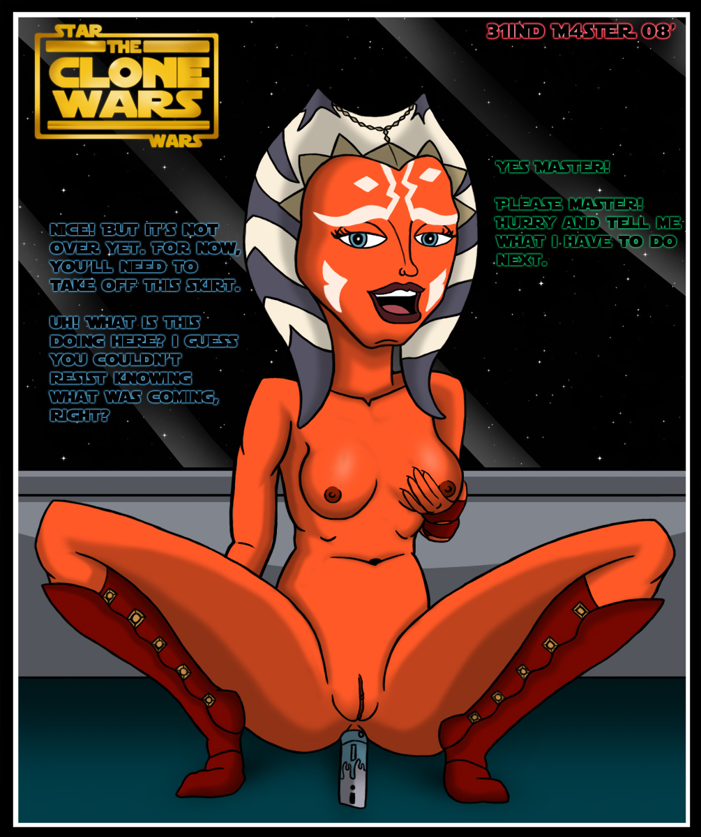 ahsoka wars star tano porn Night of the white bat porn comic