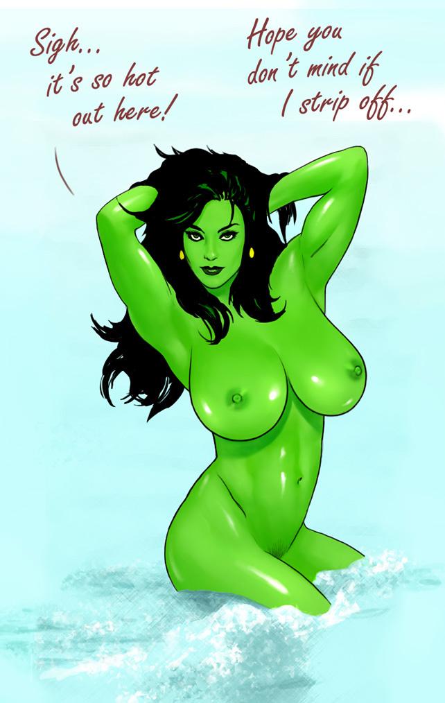 red hulk vs hulk she Gilly game of thrones nude