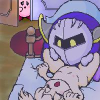 meta x knight knight galacta Honoo no haramase oppai: ero appli gakuen the animation 2