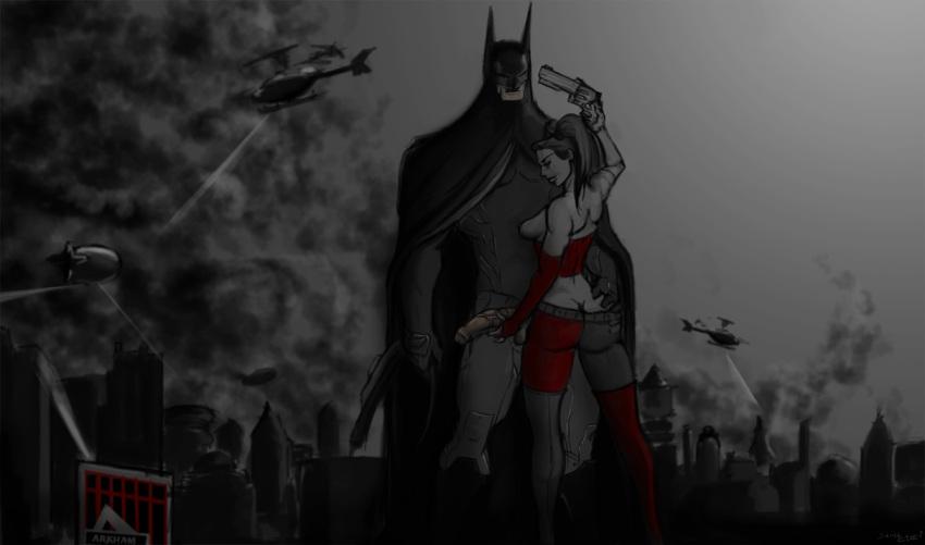 batman catwoman naked city arkham Madan no au to vanadis