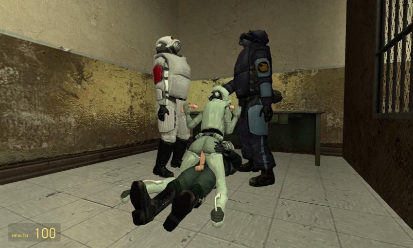 half life assassin 2 combine Five nights of freddy xxx