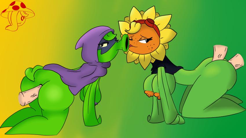 flower warfare garden zombies vampire plants vs 2 Sailor moon x prince diamond