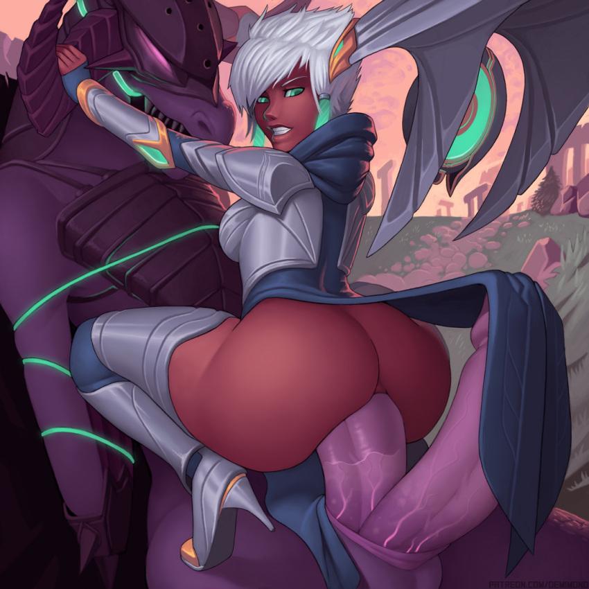 trainer league dragon of tristana legends The ancient magus bride porn