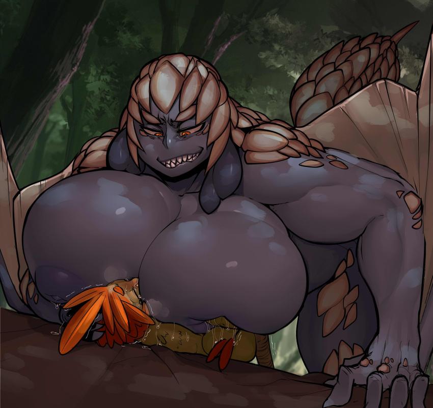 monster tzitzi world claw hunter ya ku Tammy duvall king of the hill