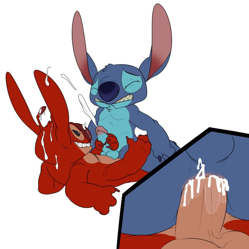 and lilo alien stitch sandwich E hentai my little pony