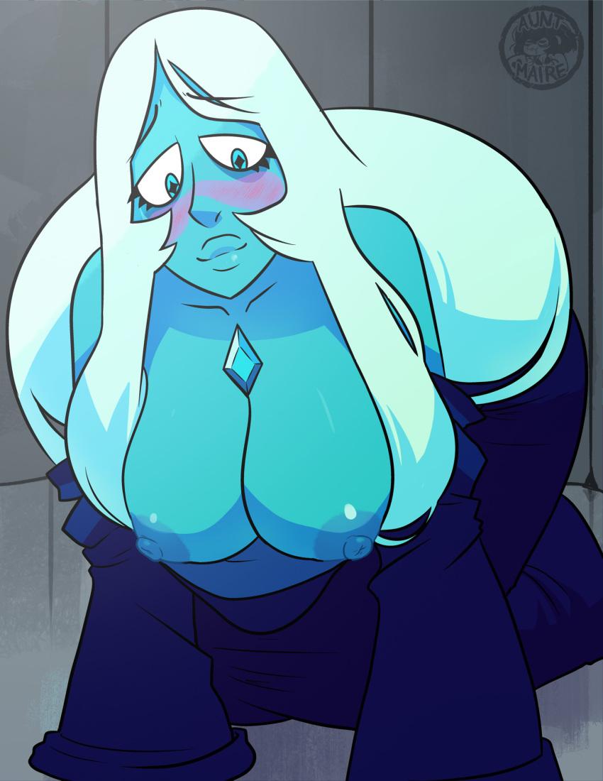 diamond gem blue universe steven Shadman sonic the hedgehog movie
