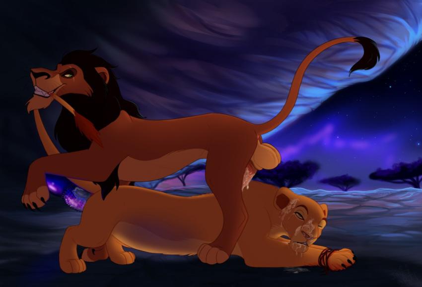kiara the guard lion in Jenner the secret of nimh