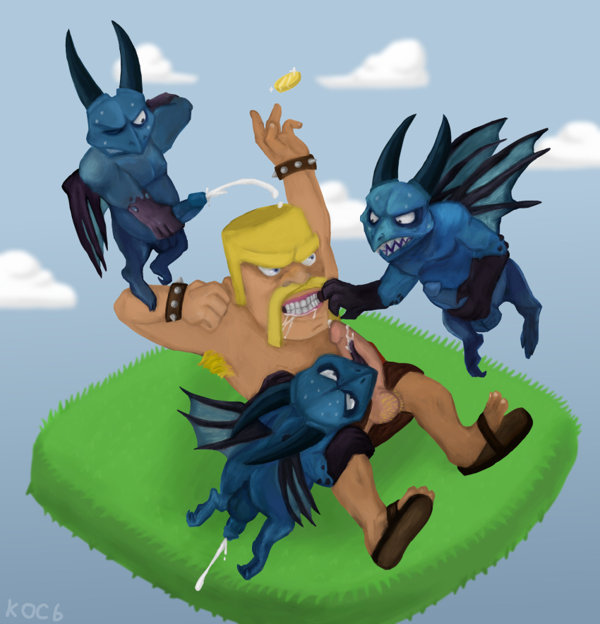 lords vs of of clash clash clans Isle of dogs