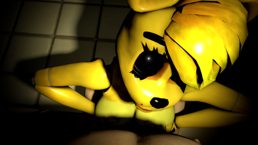 of five chica nights freddy's at Male pokemon x male trainer lemon