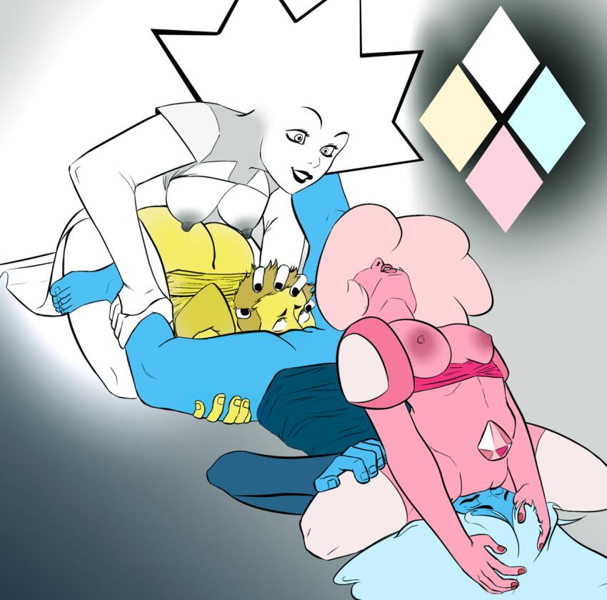 universe steven who is pink diamond Oshiete! gyaruko-chan