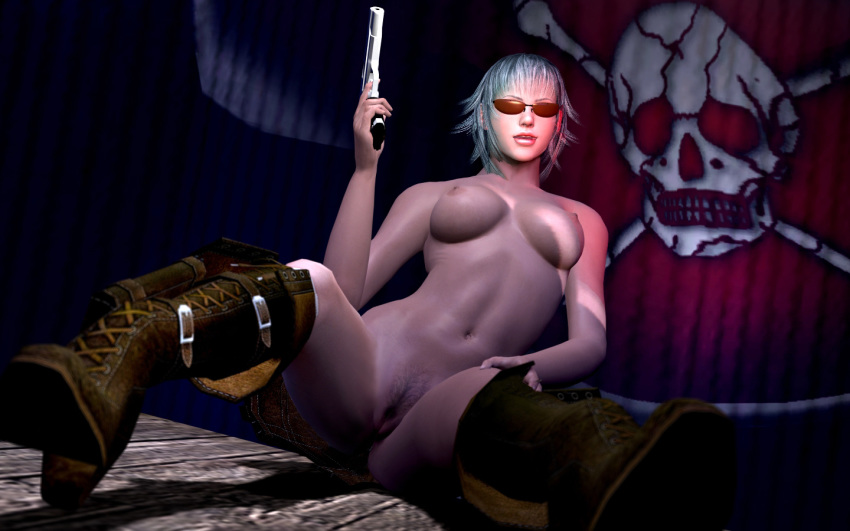 cry devil 5 may lady Paz metal gear solid 5
