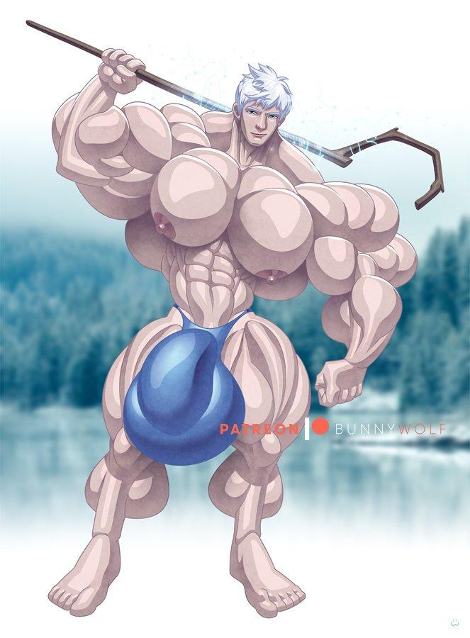 fortress iron kabaneri muscles back the of Demi-chan-wa-kataritai